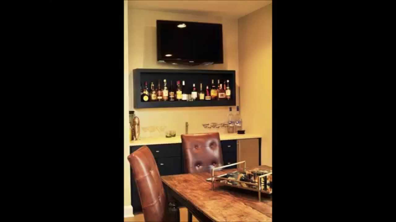 Decoraci n de bar cantina en casa youtube - Ideas decoracion bar ...