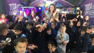 En vivo: Niños visitan a María Isabel en la Quinta Vergara Festival de Viña