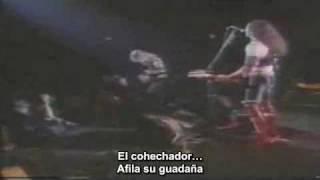 Venom - Leave Me In Hell (Subtitulos en Español)