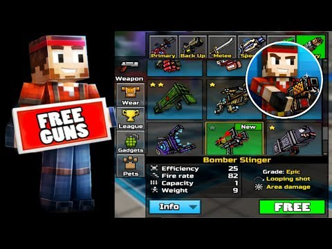 Pixel Gun 3d Hack Cheats No Human Verification