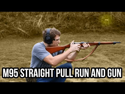 M95 Straight Pull Run and Gun