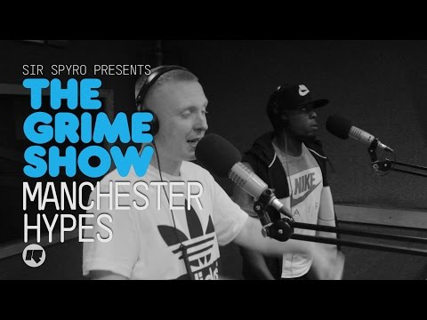 Grime Show: Manchester Hypes