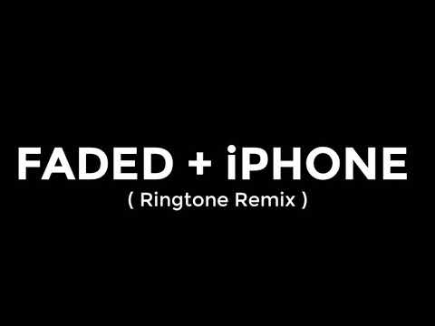 Alan Walker Faded + iPhone Ringtone (REMIX)