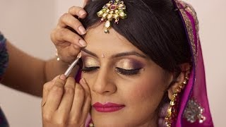 Indian Bridal Makeup | North Indian