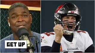 'Again?!'- Keyshawn Johnson reacts to Tom Brady making his 10th Super Bowl | Get Up