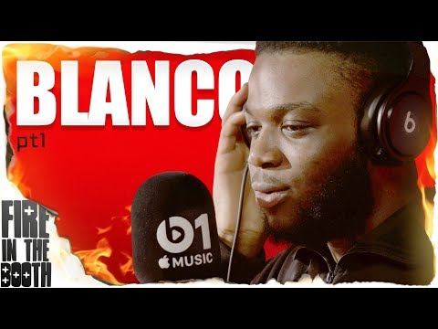Blanco - Fire In The Booth pt1