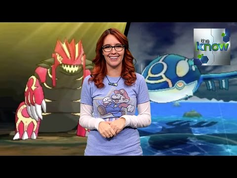 Know Before You Go: Pokemon Omega Ruby and Alpha Sapphire - The Know