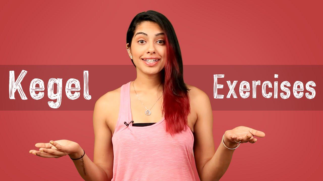 Kegel Exercises To Strengthen Pelvic Floor Muscles Youtube