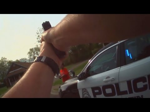Body Cam, Dash Cam Video Of Fatal Officer Involved Shooting