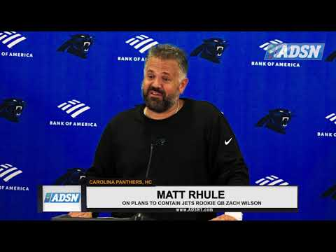 Matt Rhule not overreaching when it comes to containing Zach Wilson