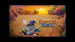 Monster Legends Sneak Peek (Team Race, Chests, Nemesis Cells, Team Shop Update) Review