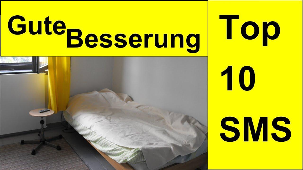 gute besserung die top 10 besten gute besserung sms. Black Bedroom Furniture Sets. Home Design Ideas