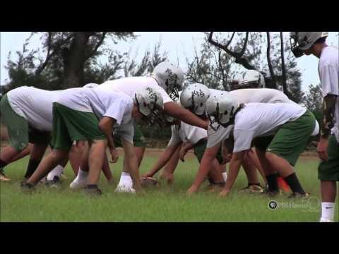 PBS Hawaii - HIKI NŌ Episode 212   Kapaa High School   Kapaa Football Champs: A Dream Come True