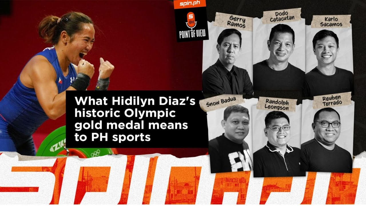 Download Spin POV: What Hidilyn Diaz's historic Olympic gold medal means to PH sports