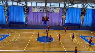 Оргхим Первенство России по мини футболу среди юношеских команд 2008 2009 г р Зона Сибирь
