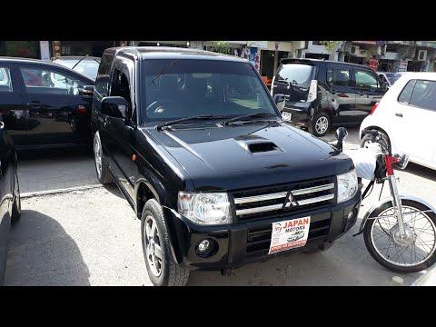 Mitsubishi PAJERO MINI 2012 | Complete Review