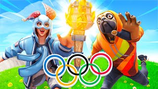 The TWIN Fortnite Olympics