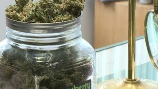 Lighting up: First weed shop opens in Washington state