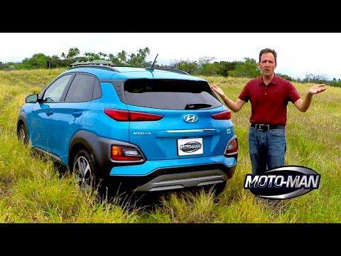 2018 Hyundai Kona CUV TECH REVIEW 1 of 2