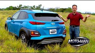 2018 Hyundai Kona CUV TECH REVIEW 1 of 2