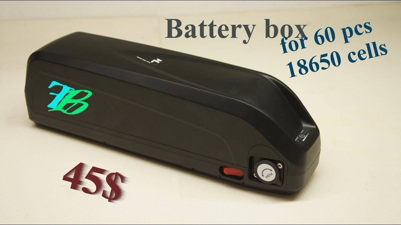 Diy Lithium Ion Battery Pack E Bike Part I Box Case