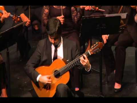 """Beautiful """"Concierto De Aranjuez"""" Adagio By Rafael Aguirre"""