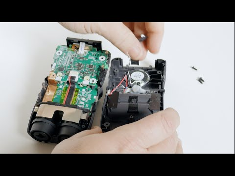I Broke my Zoom H5! Can we fix it?