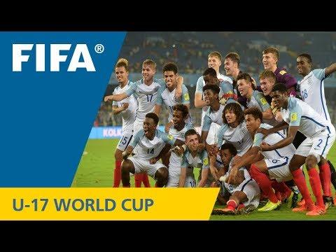 England and Spain set up Final Showdown