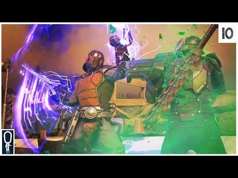 WIDE OPEN SPACES - Part 10 - XCOM 2 War of...