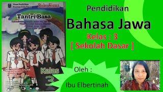 Find more similar flip pdfs like tantri basa kelas 4. Pelajaran Bahasa Jawa Kelas 3 Sd Tantri Basa Youtube