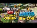 Minecraft: Earth - NEW GAME & 1.15 News For Minecon Live