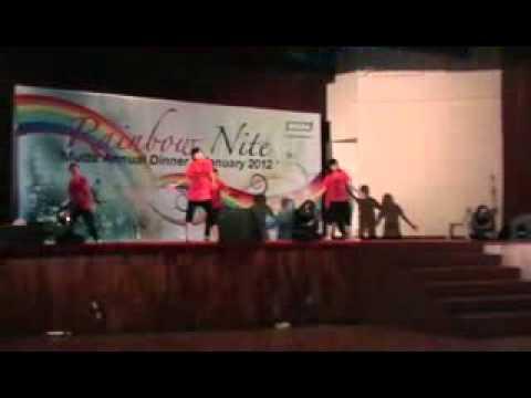 Muchmello kidz streetdance 7-1-2012