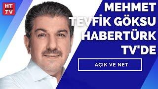 Tevfik Göksu Habertürk TV'de soruları yanıtlıyor | Açık ve Net - 23 Nisan 2021