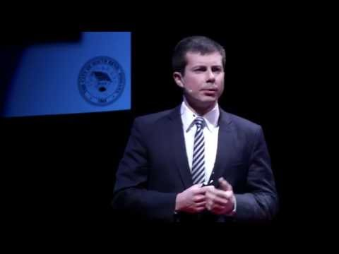 What If A City Has To Rethink Its Past to Understand its Future? | Mayor Pete Buttigieg | TEDxUND