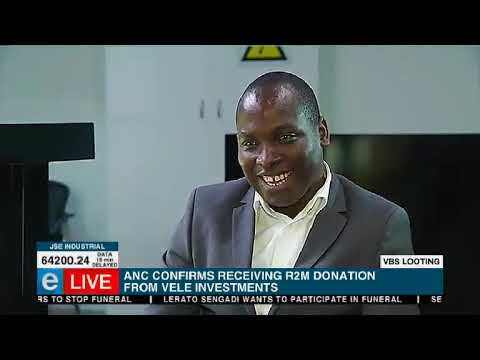 Mashatile admits ANC received money from VBS Mutual Bank