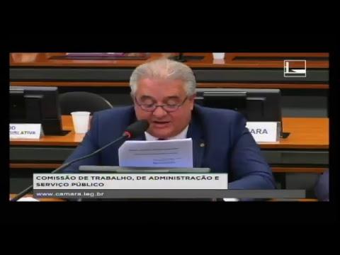 TRABALHO, ADMINISTRAÇÃO E SERVIÇO PÚBLICO - Reunião Deliberativa - 05/04/2017 - 11:19