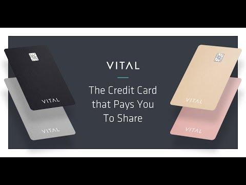 Vital Visa Card Proof Update! 1.21.18 Get Started Today