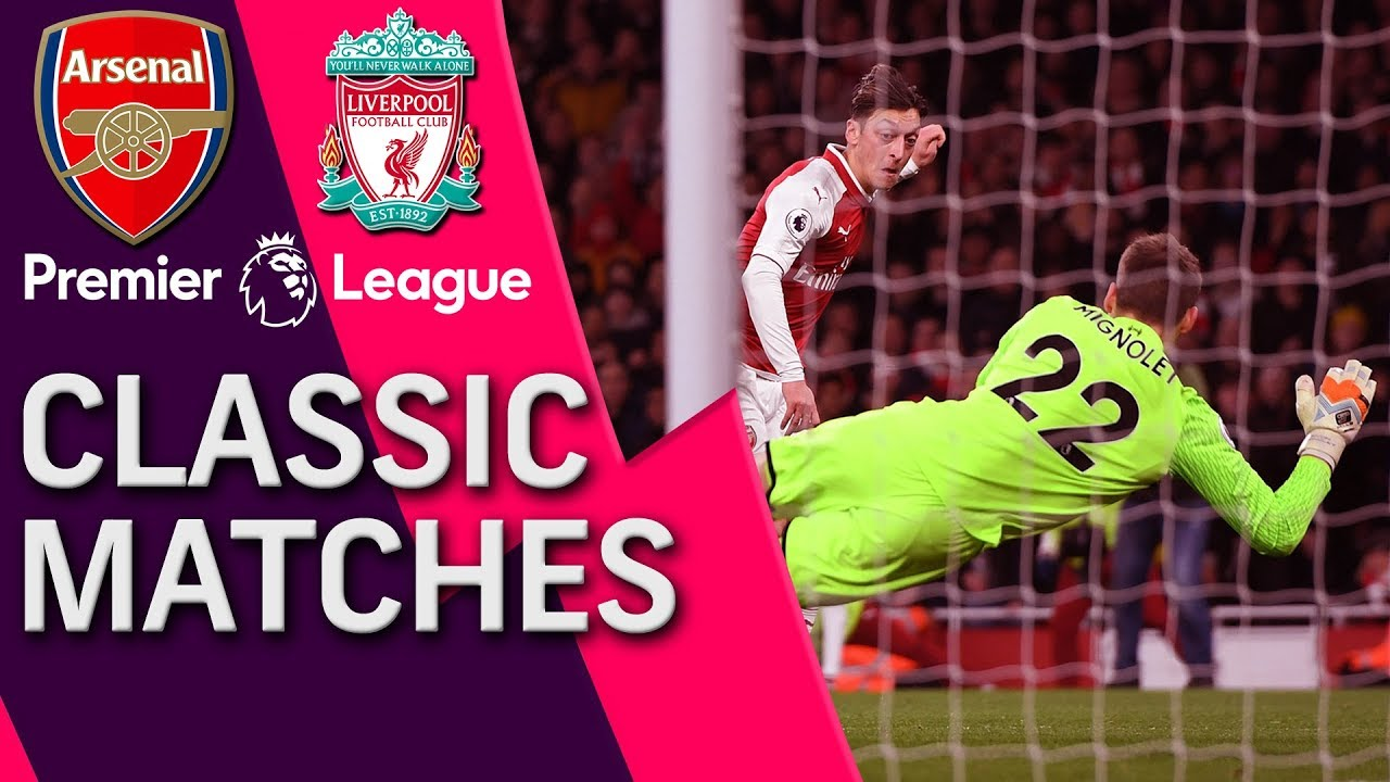Arsenal v. Liverpool   PREMIER LEAGUE CLASSIC MATCH   12/22/17   NBC Sports