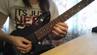 Как сделать Trance Guitar Effect. Танцевальный гитарный эффект.