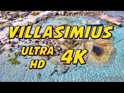 Welcome To Villasimius | Punta Molentis | Ultra HD 4K