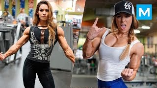 Cassandra Martin - F**ck Stereotypes! Muscles Are Sexy!   Muscle Madness