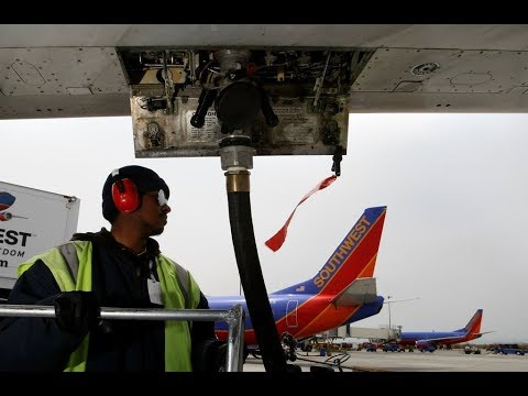 US jet fuel demand hits RECORD LEVELS