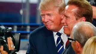 Трамп издевается над Шварцем но это ещё только начало