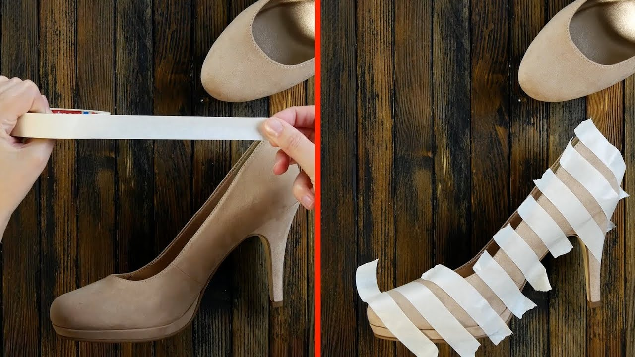 11 Foot & Shoe Hacks: Treat Your Feet & Customize Your Footwear