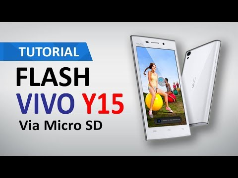 cara-flash-vivo-y15-via-micro-sd