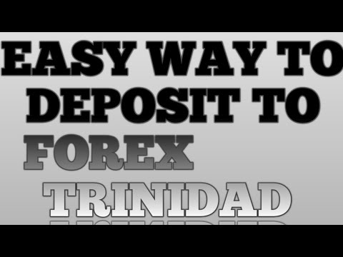 Q&A how to deposit to forex Trinidad🤷♂️