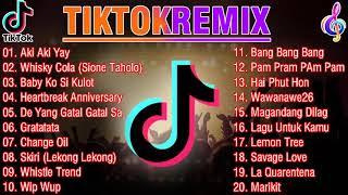 [New] Pinoy Tiktok Viral Remix 2021- Nonstop Disco | DJ Rowel Remix Budots [ TEKNO MIX ]