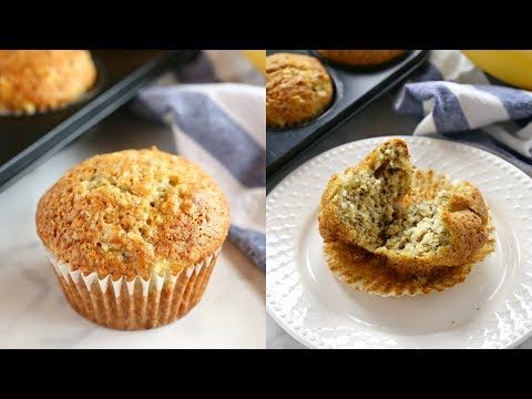 How to Make the Best Banana Muffins Ever