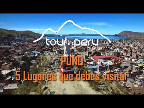 5 Lugares que debes visitar en Puno - TOUR IN PERU