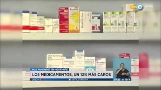 Visión 7 - Los medicamentos, un 12% más caros